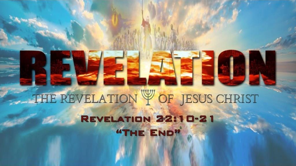 Revelation 22:1-9 – Waxer Tipton (One Love Ministries) – One Love